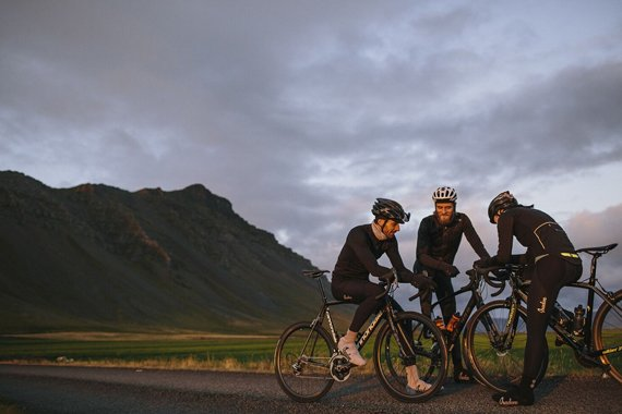 Everything you need to know about winter cycling in France and Belgium