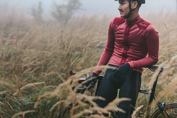 Marsala Merino cycling jacket & vest overview