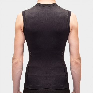I7A3O7E Echelon SL Baselayer Black Damen