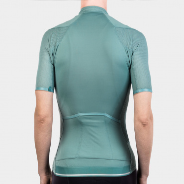 Women's I7A3O7E Echelon Jersey Sagebrush Green