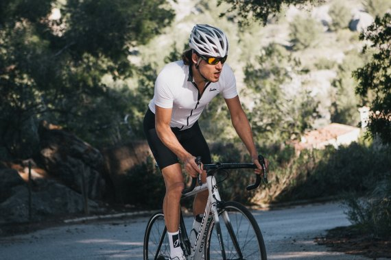 Woolight Jerseys perfect for summer rides
