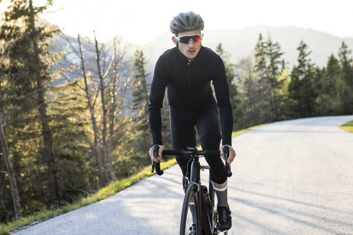 Long Sleeve Jersey Anthracite