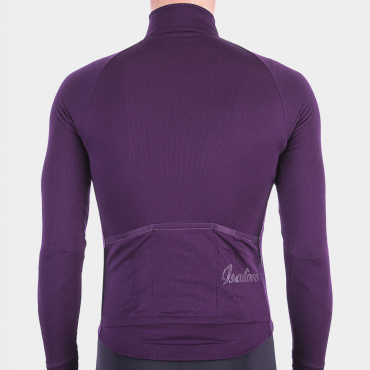 Long Sleeve Jersey Potent Purple