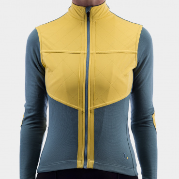 Long Sleeve Shield Jersey Arctic