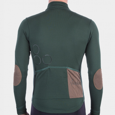 Long Sleeve Shield Jersey Sycamore