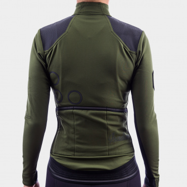 Sector Jacket Rifle Green Women