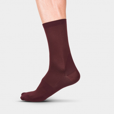 Echelon Socken Fired Brick
