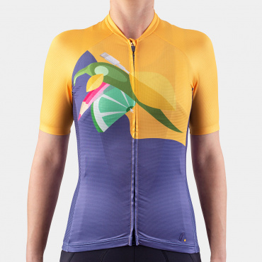 Alternative Cycling Jersey Vision of Life Women
