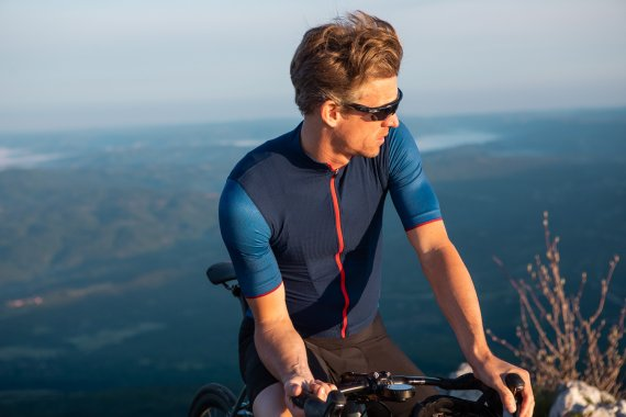 Updated Climber's Jersey for hot rides of all altitudes