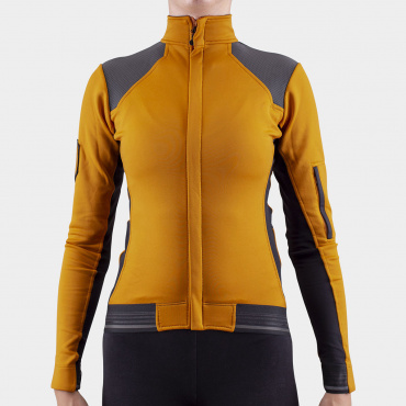 Sector Jacket Honey Ginger Women