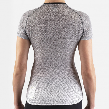 Alternative SS Baselayer Black/White Women