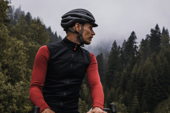 Men's cycling jackets & vests