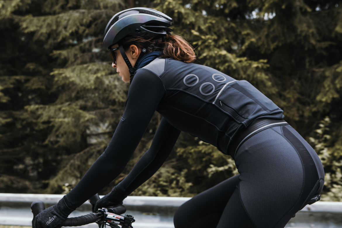 Sector Jacket Anthracite Women
