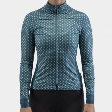 Alternative Long Sleeve Light Jersey Atlantic Deep Women