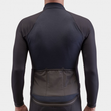 Long Sleeve Medio Merino Jersey