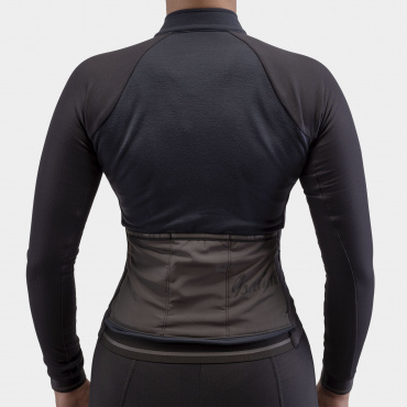 Long Sleeve Medio Merino Jersey Women