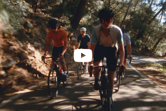 Cycling through our lives can be difficult, but one thing we know for sure