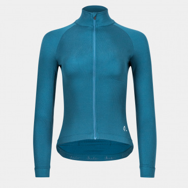 Long Sleeve Jersey Post Bellum NPO Blue Coral
