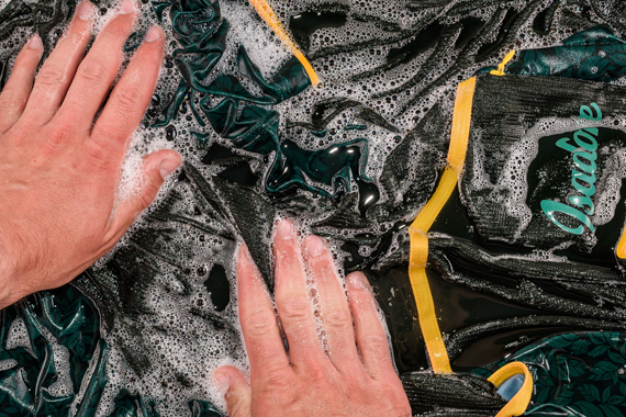 Guidelines for washing your cycling clothes