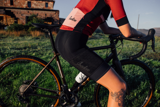 Women's bike shorts and tights