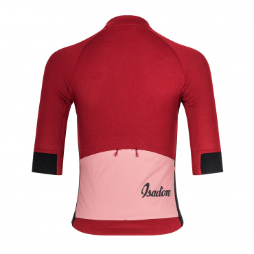 Women's Gravel Jersey Rio Red