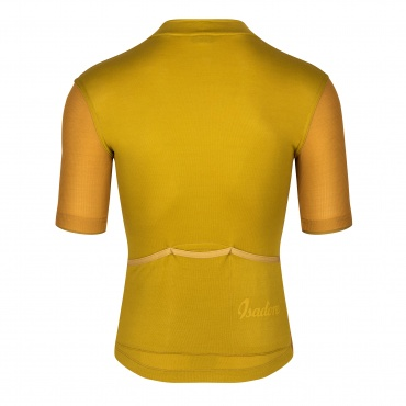 Signature Cycling Jersey Olive Oil/Chai Tea
