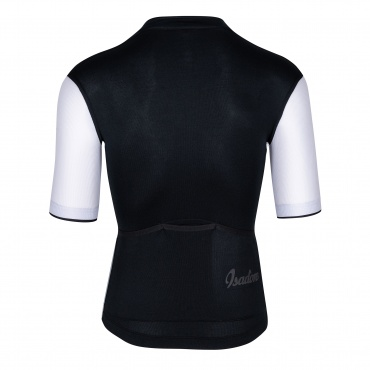 Signature Cycling Jersey Anthracite Black/White