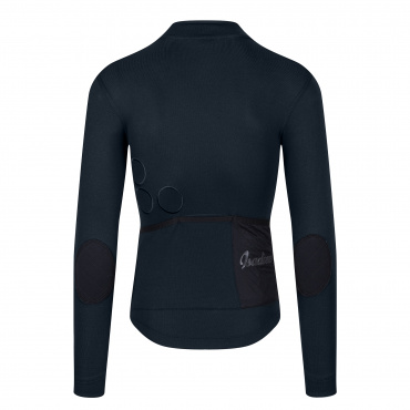 Signature Long Sleeve Shield Jersey Anthracite