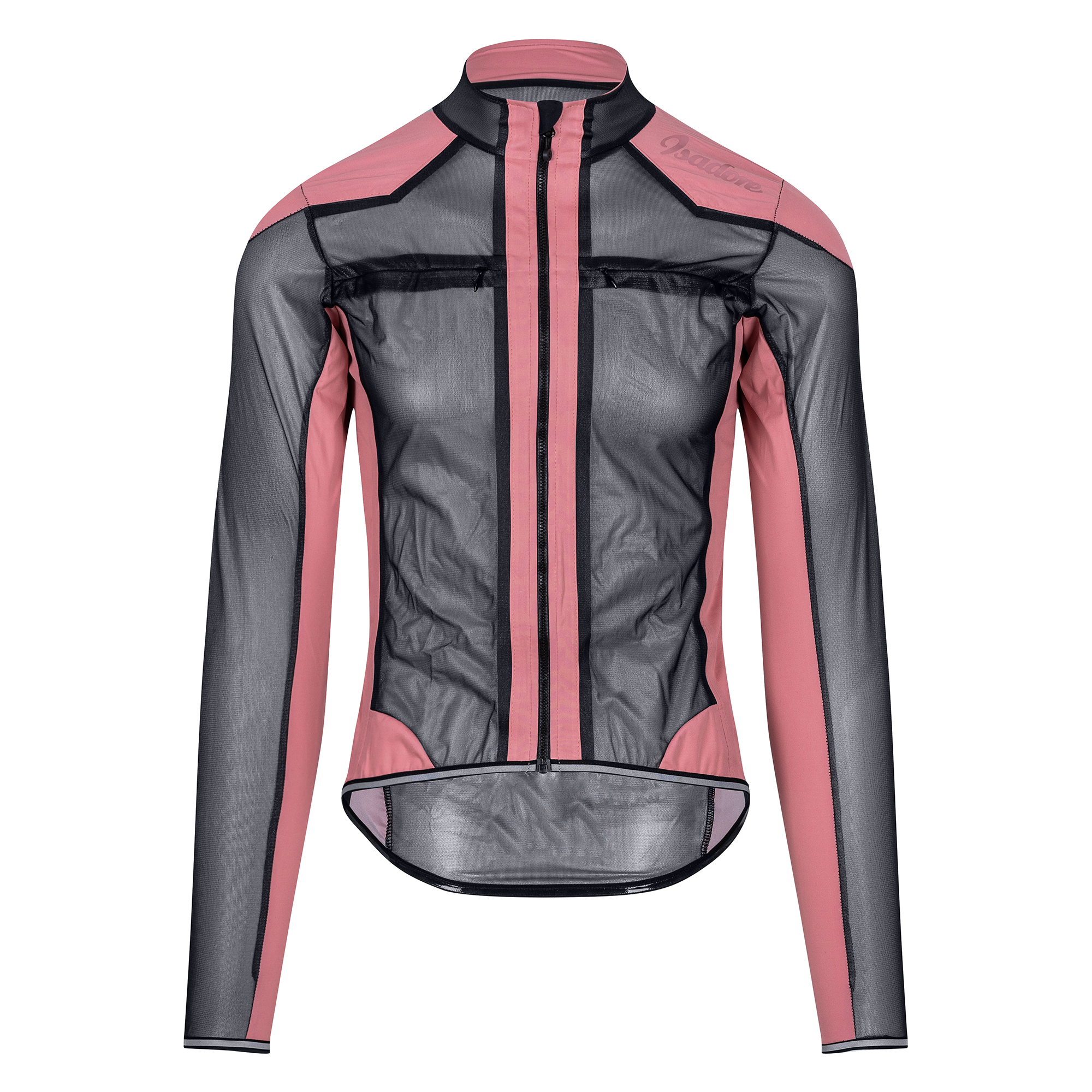 The Essential Jacket Ash Rose