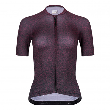 Women's Alternative Cycling Jersey Cabernet