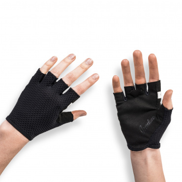 Women's Climber's Gloves Black