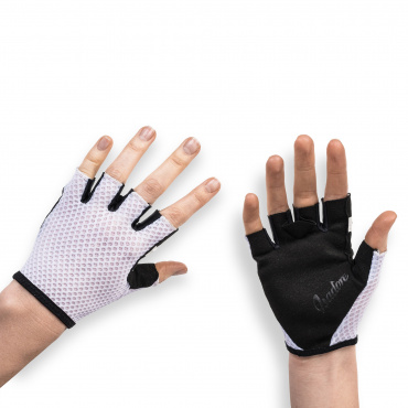 Women's Climber's Gloves White