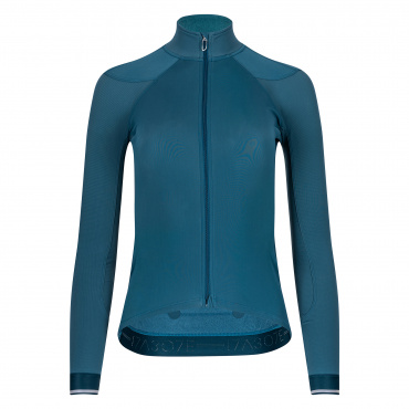 Women's I7A3O7E Echelon Long Sleeve Jersey Atlantic Deep