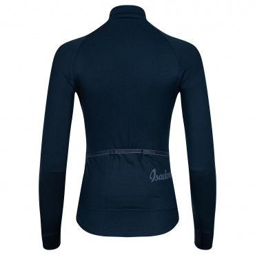 Women's Long Sleeve Jersey Midnight Navy