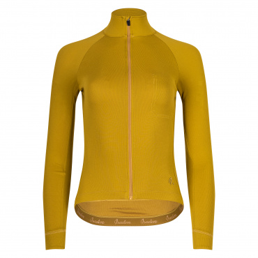 Women's Long Sleeve Jersey Olive Oil