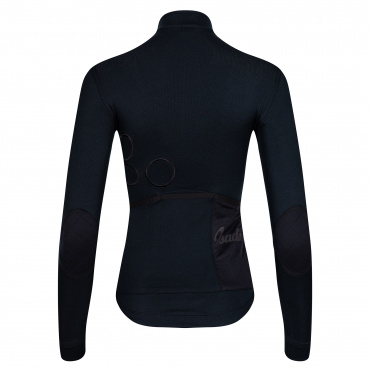 Women's Long Sleeve Shield Jersey Anthracite