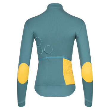 Women's Long Sleeve Shield Jersey Arctic