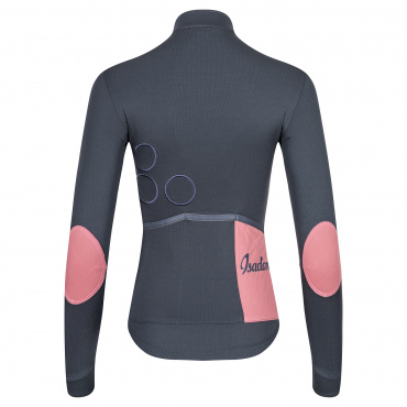 Women's Long Sleeve Shield Jersey Turbulence