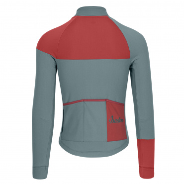 Patchwork Long Sleeve Jersey