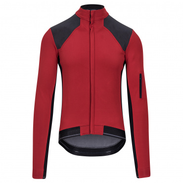 Sector Jacket Red Dahlia