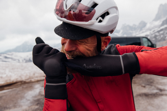 Men's cycling gloves & mitts