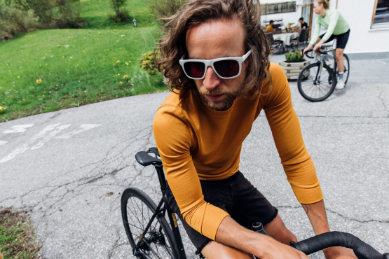 Men's After Ride Cycling Clothing